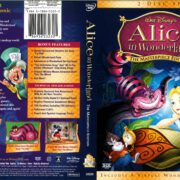 Alice in Wonderland (2004) R1 DVD Cover