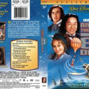 Around the World in 80 Days (2004) R1 DVD Cover
