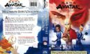 Avatar, the Last Airbender: The Complete Book 1 Collection (2005) R1 DVD Cover