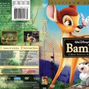 Bambi (2005) R1 DVD Cover