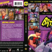 Batman Season 2 Part 1 (2014) R1 DVD Cover