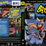 Batman Season 2 Part 2 (2015) R1 DVD Cover