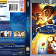 Beauty and the Beast (2010) R1 DVD Cover