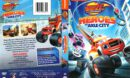Blaze and the Monster Machines: Heroes of Axle City (2017) R1 DVD Cover