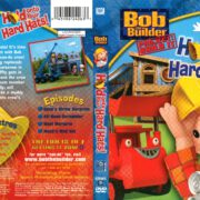 Bob the Builder: Hold onto Your Hard Hats! (2006) R1 DVD Cover