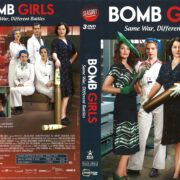 Bomb Girls Season 1 (2011) R1 DVD Cover
