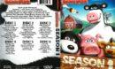 Back at the Barnyard Season 1 (2011) R1 DVD Cover