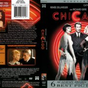 Chicago (2002) R1 DVD Cover