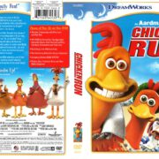 Chicken Run (2006) R1 DVD Cover