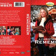 A Christmas to Remember (2016) R1 DVD Cover