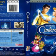 Cinderella (2005) R1 DVD Cover