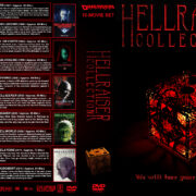 Hellraiser Collection (10) (1987-2018) R1 Custom DVD Cover