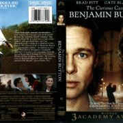 The Curious Case of Benjamin Button (2008) R1 DVD Cover