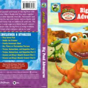 Dinosaur Train: Big Pond Adventures (2018) R1 DVD Cover