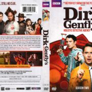 Dirk Gently's Holistic Detective Agency Season 2 (2017) R1 DVD Cover