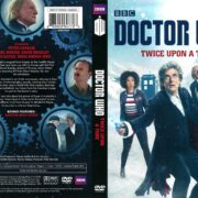 Doctor Who: Twice Upon a Time (2017) R1 DVD Cover