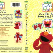Elmo's World: Elmo has Two! Hands, Ears & Feet (2004) R1 DVD Cover