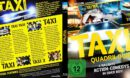Taxi Quadrology (2007) R2 German Custom Blu-Ray Cover & Labels