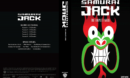 Samurai Jack: The Complete Series (Season 1-5) R1 Custom DVD Cover