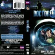 Doctor Who Series 6 Part 1 (2011) R1 DVD Cover