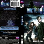 Doctor Who Series 6 Part 2 (2011) R1 DVD Cover