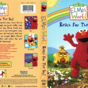 Elmo's World: Reach for the Sky! (2006) R1 DVD Cover