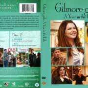 Gilmore Girls: A Year in the Life (2016) R1 DVD Cover