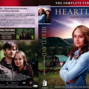 Heartland Season 10 (2017) R1 DVD Covers