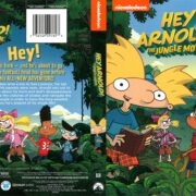 Hey Arnold! The Jungle Movie (2017) R1 DVD Cover