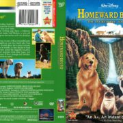 Homeward Bound: The Incredible Journey (2005) R1 DVD Cover