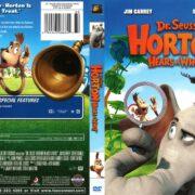 Horton Hears a Who! (2008) R1 DVD Cover