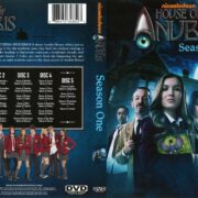 House of Anubis Season 1 (2010) R1 DVD Cover