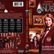 House of Anubis Season 2 Volume 1 (2012) R1 DVD Cover