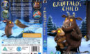 The Gruffalo's Child (2012) R2 DVD Cover & Label
