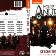 House of Anubis Season 3 Volume 2 (2013) R1 DVD Cover
