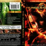 The Hunger Games (2012) R1 DVD Cover