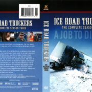 Ice Road Truckers Season 3 (2009) R1 DVD Cover
