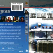 Ice Road Truckers Season 5 (2011) R1 DVD Cover