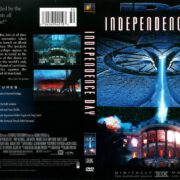 Independence Day (2002) R1 DVD Cover