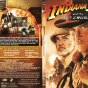 Indiana Jones and the Last Crusade (1989) R1 Slim DVD Cover