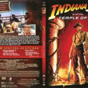 Indiana Jones and the Temple of Doom (1984) R1 Slim DVD Cover