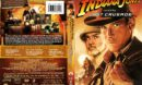 Indiana Jones and the Last Crusade (1989) R1 DVD Cover