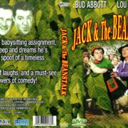 Jack & the Beanstalk (1952) R1 DVD Cover