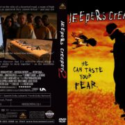 Jeepers Creepers 2 (2014) R1 Custom DVD Cover