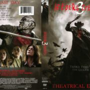 Jeepers Creepers 3 (2017) R1 DVD Cover