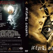 Jeepers Creepers (2014) R1 Custom DVD Cover