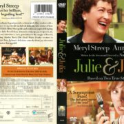 Julie and Julia (2009) R1 DVD Cover