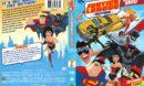 Justice League Action Season 1 Part 1 (2016) R1 DVD Cover