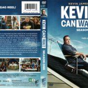 Kevin Can Wait Season 1 (2016) R1 DVD Cover