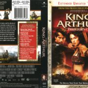 King Arthur (2004) R1 DVD Cover